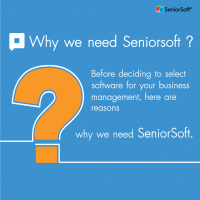 Why we need SeniorSoft..?